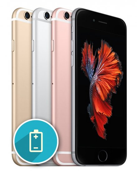 Apple iPhone 6S Battery Replacement - Click Image to Close