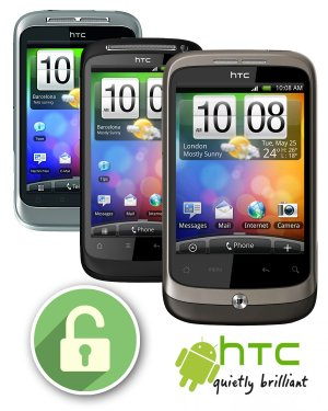 HTC Mobile Phone Unlocking Service