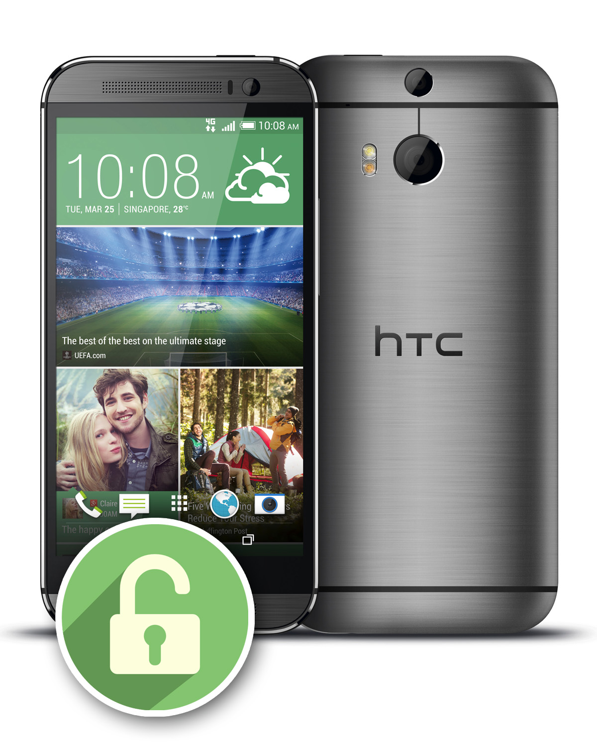 HTC One M8 Unlocking Service