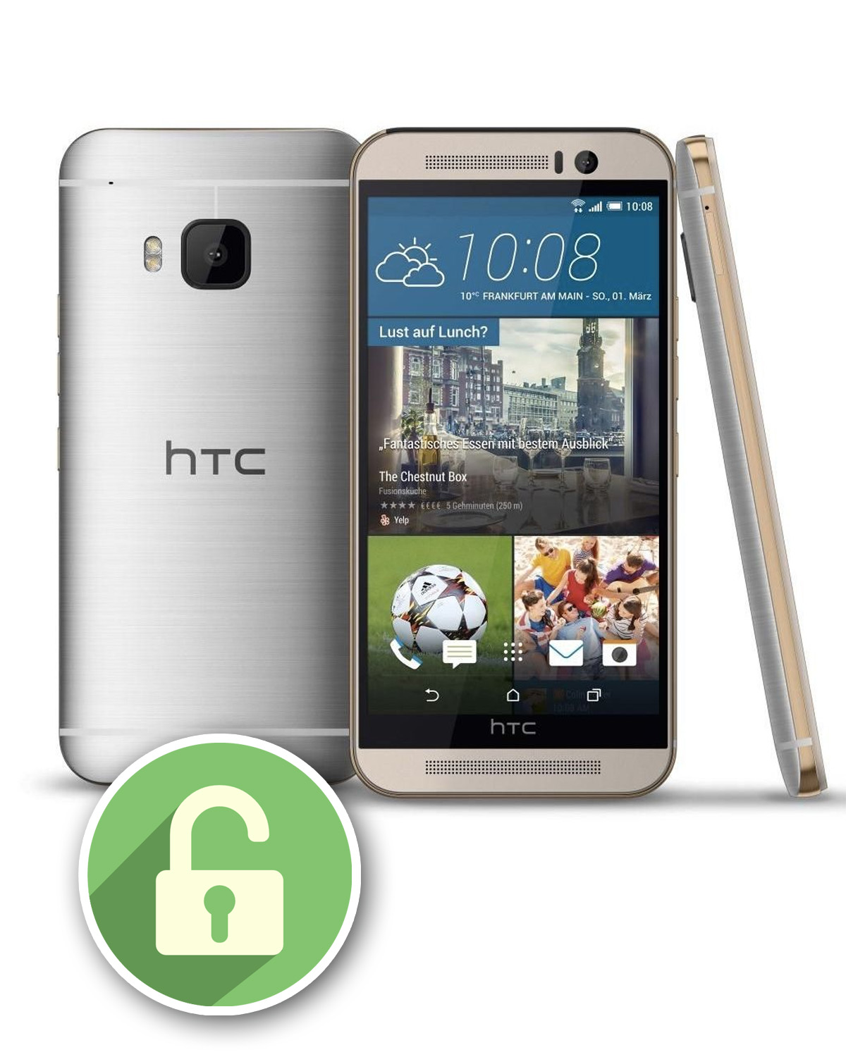 HTC One M9 Unlocking Service
